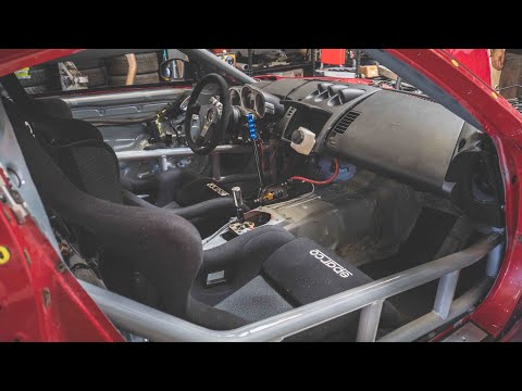 COMPLETE Interior with dash in my Drift Car!