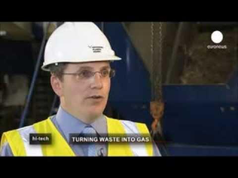 Euronews: turning waste into energy
