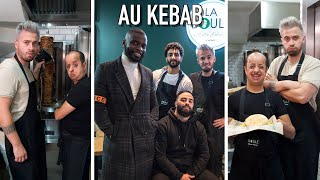 AU KEBAB... QUAND T'ES CON - NINO ARIAL (Feat BOODER, Alan-Food, Ilyes, Yassine, Charly et jibna )