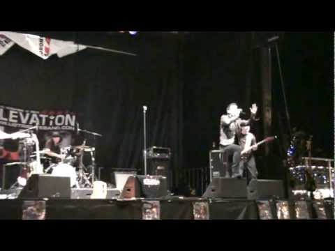 Elevation - Bullet The Blue Sky (U2 Tribute) [CNE 08/23/2011]