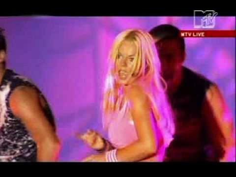 Geri Halliwell - Live In Ibiza (2000 - перевод на русский яз. MTV Russia)
