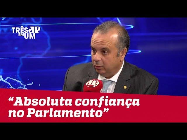 Tenho absoluta confiança no Parlamento brasileiro, diz secretário sobre Previdência