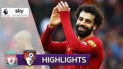 Liverpool zurück auf Erfolgskurs! | Liverpool - Bournemouth 2:1 | Highlights - Premier League 19/20