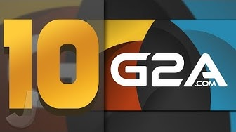 Top 10 G2A Alternatives! (Buy Cheap Steam, Xbox, PSN, PC, Origin Games)
