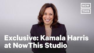 Kamala Harris on Political Career, 2020 Election, & Love for 'Star Wars' | NowThis