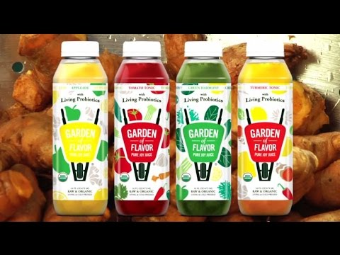 Garden of Flavor Turmeric Tonic