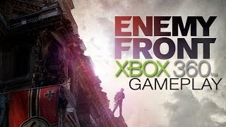 Enemy Front Gameplay (XBOX 360 HD)