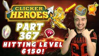 Clicker Heroes Walkthrough: Part 367 - HITTING LEVEL 6150! (PC Gameplay Playthrough)
