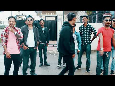 Ricky Ghising - Gang Gang   (Official Music Video) Rap Song 2019