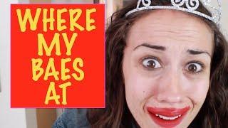 One of Miranda Sings's most viewed videos: WHERE MY BAES AT? - Original song by Miranda Sings