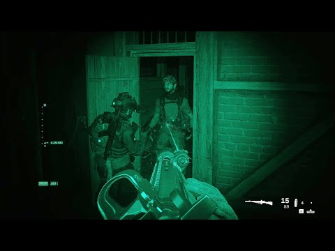 Call Of Duty Modern Warfare -  Going Dark - Stealth Mission With Captain Price