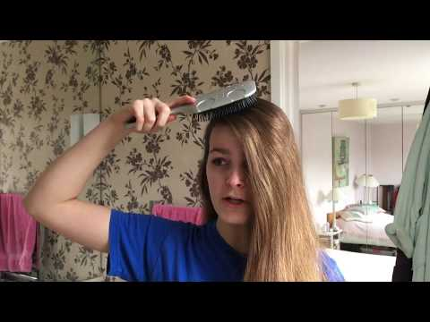 NO CUT EASY EMO/SCENE HAIR TUTORIAL