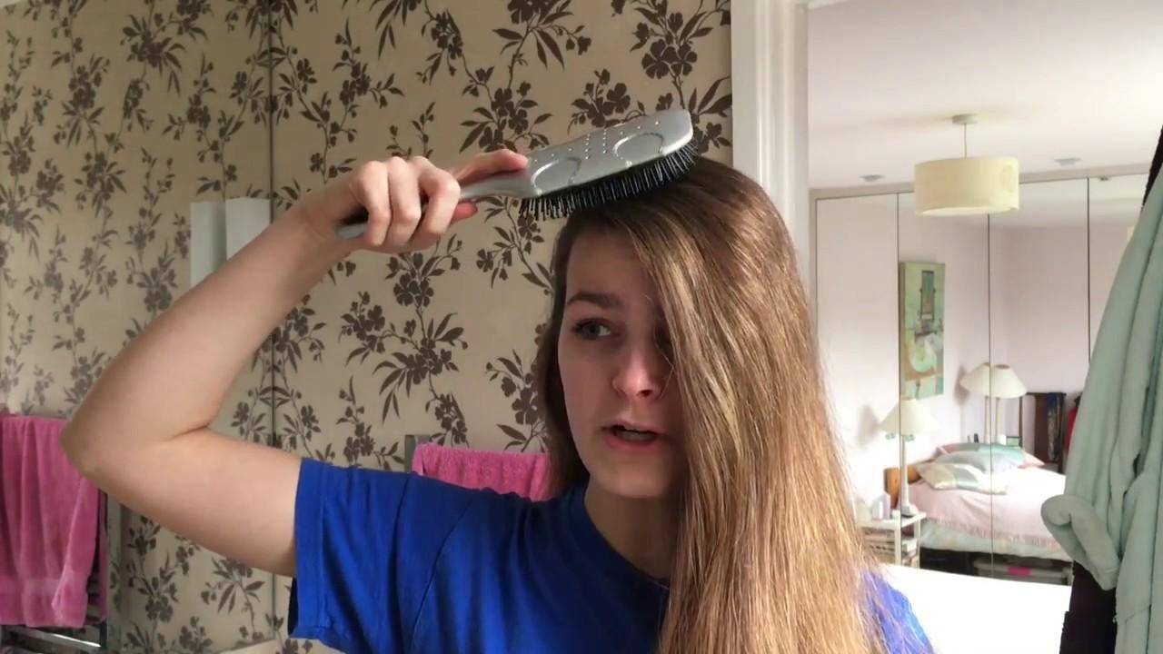 cut easy emo scene hair tutorial