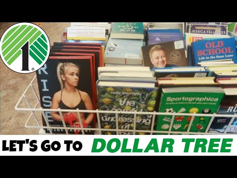 DOLLAR TREE * COME WALK WITH ME