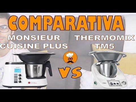 Moulinex cuisine companion recetas thermomix