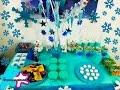 5 ideas para Fiesta/Candybar de FROZEN ??SUPERMANUALIDADES??