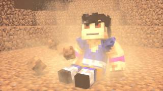 TRANSFORMACION SUPER SAIYAN 4 - ANIMACION MINECRAFT ULTRA EPIC INTRO