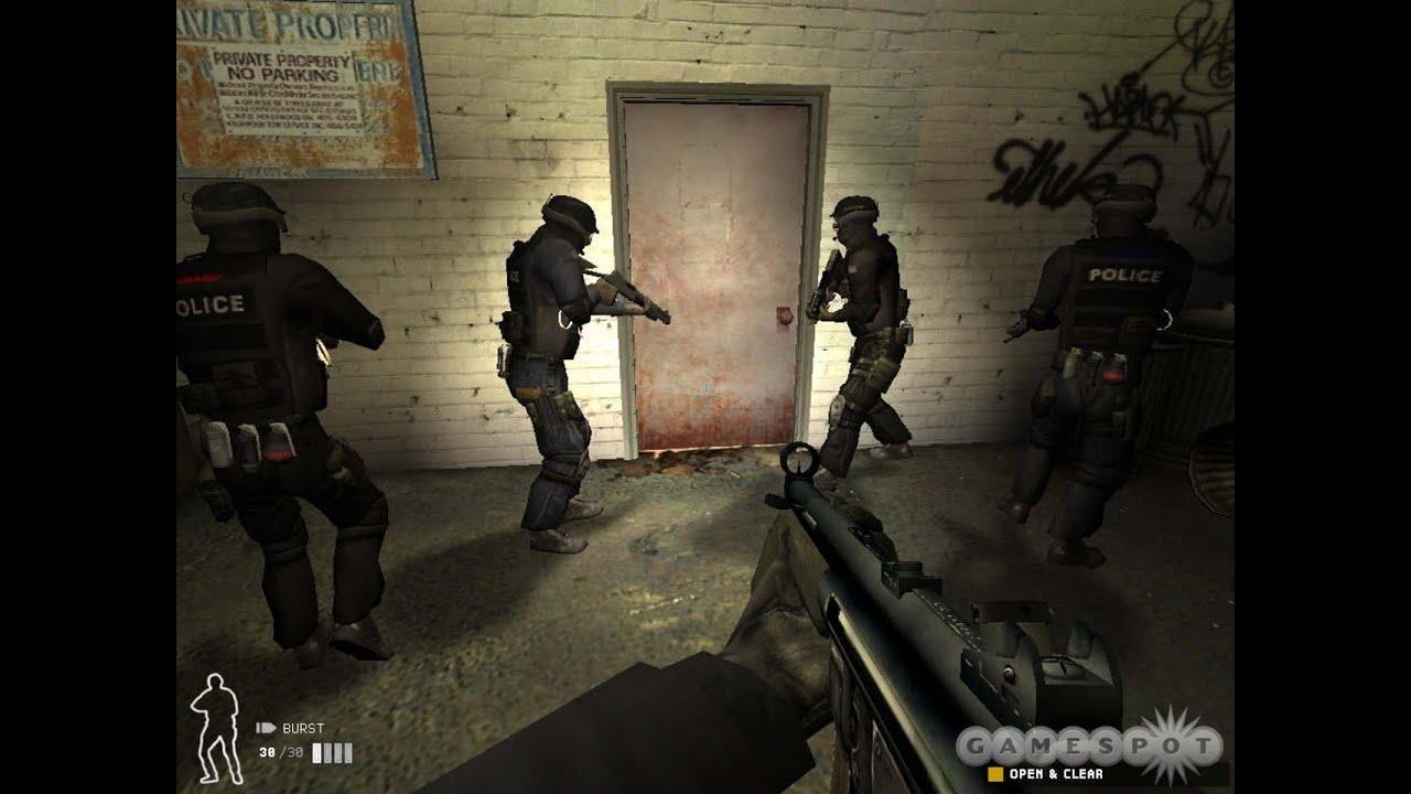 Скачать симулятор спецназа swat
