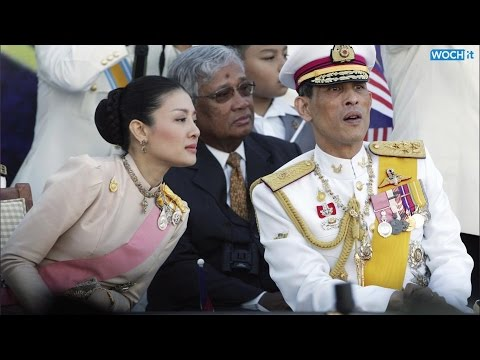 Thai Crown Prince Revokes Wife's Royally-assigned Family Name