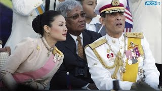 Thai Crown Prince Revokes Wife