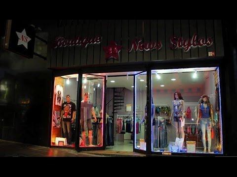 Boutique News Stylos - Centro/Partenon - Porto Alegre/RS