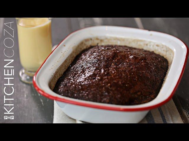 KitchenCoZa | Classic Kaapse Brandy Pudding | Season 2 | Episode 7