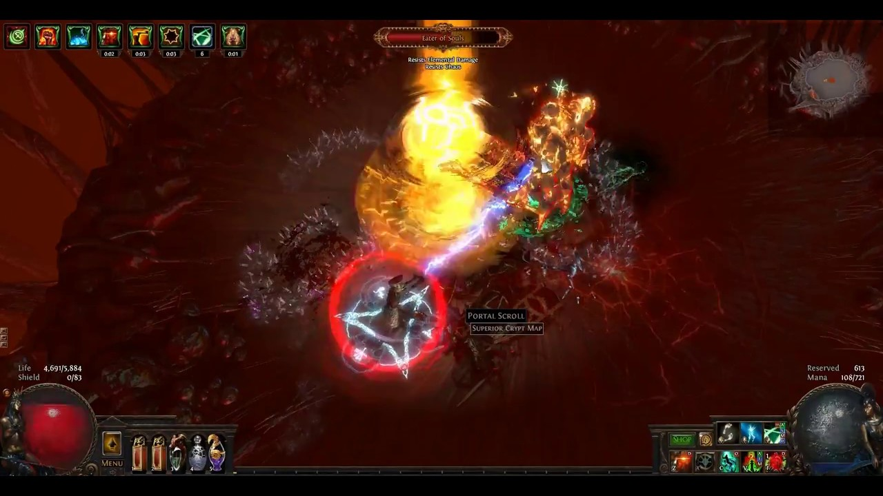 Path of Exile 3 1 Duelist Melee Builds With Blade Flurry