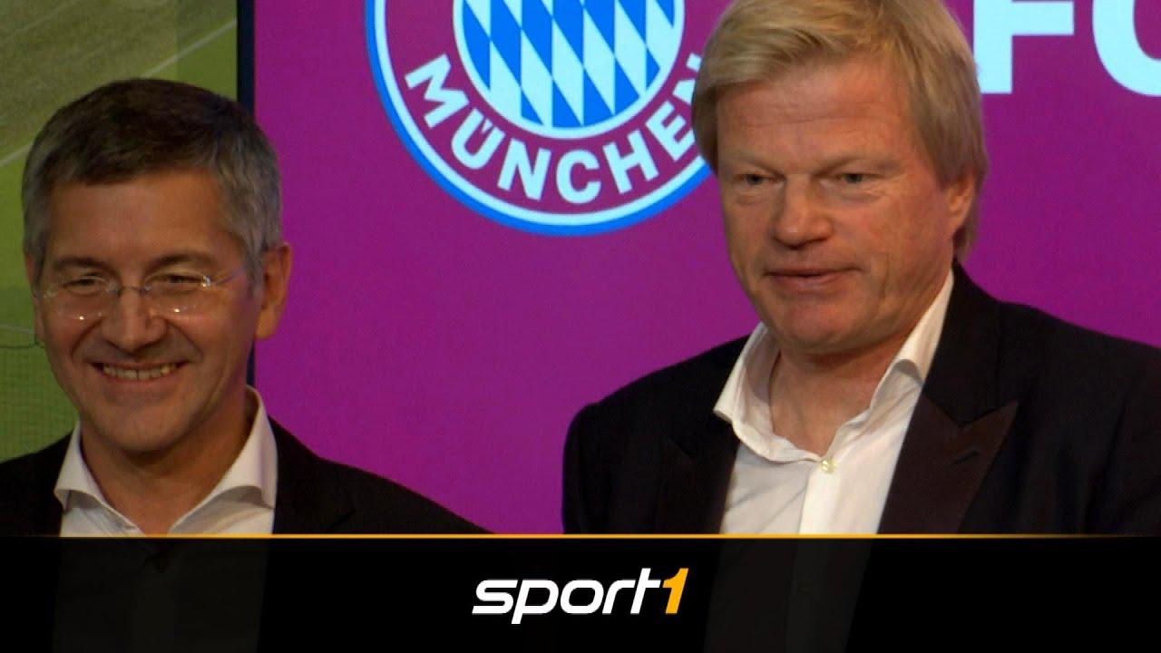 Kahn will Bayern-Talente fördern | SPORT1 - DER TAG
