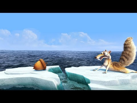 Ice Age - Scrat Funny Moments HD 1080p