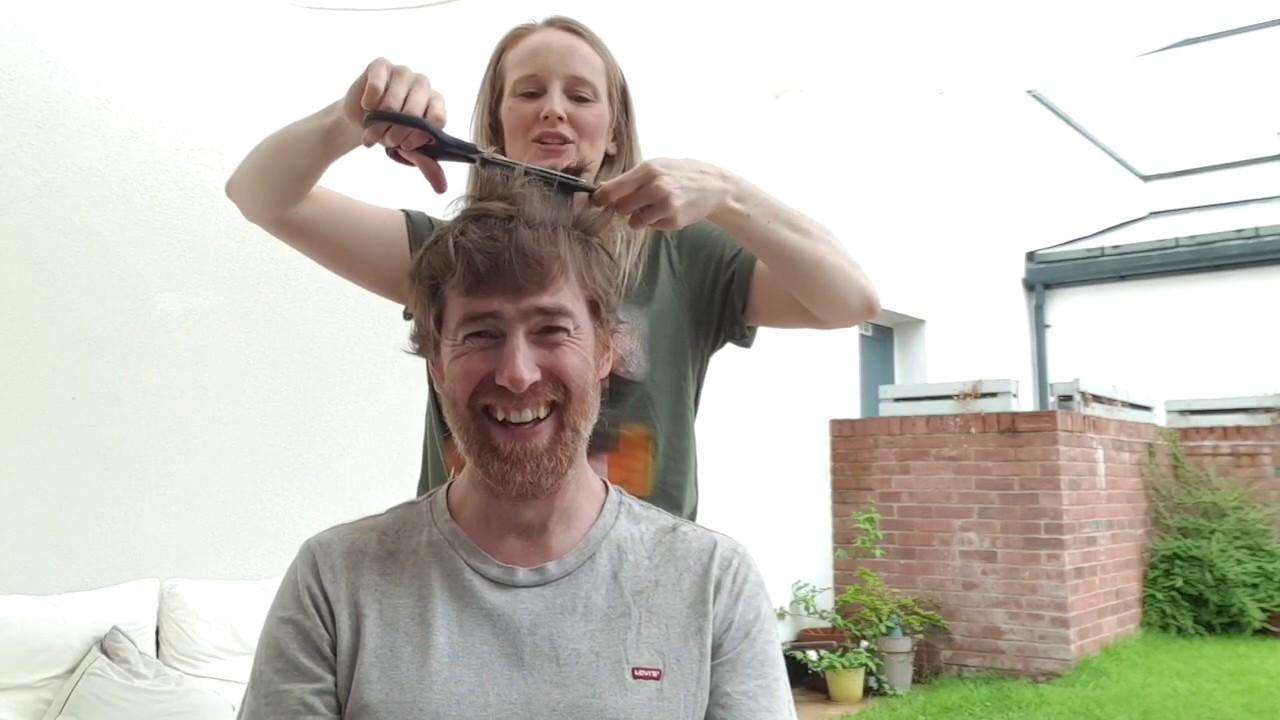 Jamie Lawson - Haircut (lockdown version!)