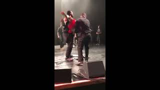 XXXTENTACION Knocked Out By Rob Stone