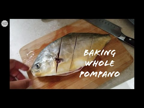 How To Cook A Whole Pompano