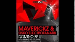 MAVERICKZ, SISKO ELECTROFANATIK  - Domino (original mix)