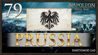 VIVA ESPAÑA! Napoleon Total War: Darthmod - Prussia Campaign #79