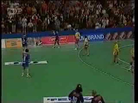 Anja Andersen - Crazy handballer