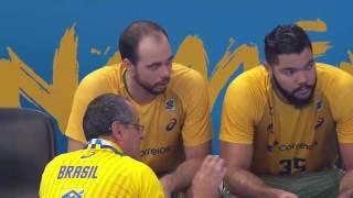 FRA 31:16 BRA (Group A) - Highlights   France 2017 Men