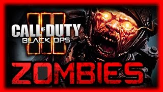 IT HAS BEGUN! - Call of Duty Black Ops 3 Zombie Mode Gameplay Part 1