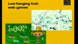 IGS 2007: The Casual Cash Cow? (Eric Zimmerman, Gamelab)