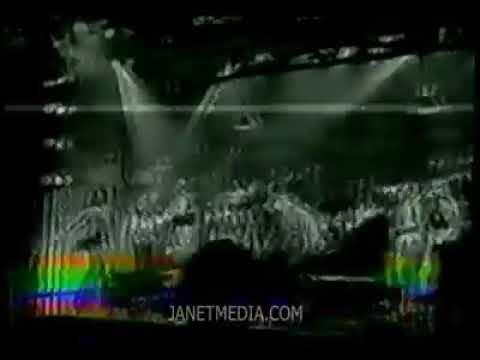 Janet Jackson Throb 1993