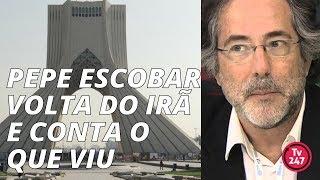Baixar TV 247 entrevista Pepe Escobar