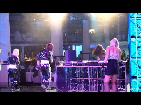 Dj  Layla & Dee-Dee @ Milk Club (Moscow)