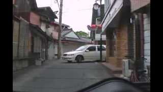 運転が下手なら大通りを通って下さい thumbnail