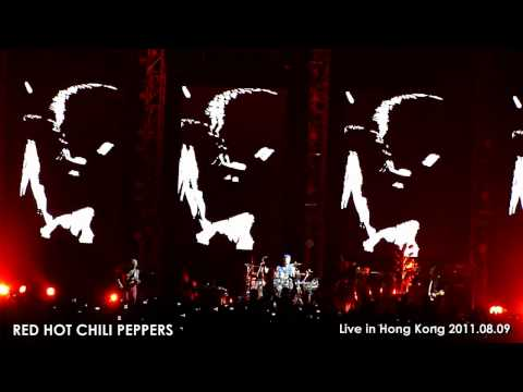 Red Hot Chili Peppers @ Live in Hong Kong - Under The Bridge 2011.08.09