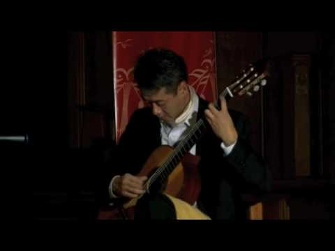 Melancolia by Maximo Diego Pujol (Patrick Lui-guitar)