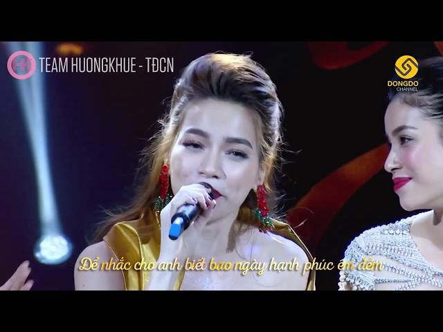 [Lyrics] Ngày Mai Em Đi - Hồ Ngọc Hà ft Phạm Hương, Lan Khuê