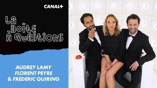 La Boîte à Questions de Audrey Lamy, Florent Peyre et Frédéric Quiring – 14/05/2018 streaming