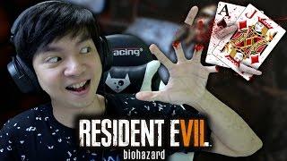 Taruhan Jari - RESIDENT EVIL 7 - Banned Footage - 21 Survival