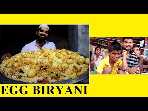 Egg Biryani For God Kids || Nawabs kitchen