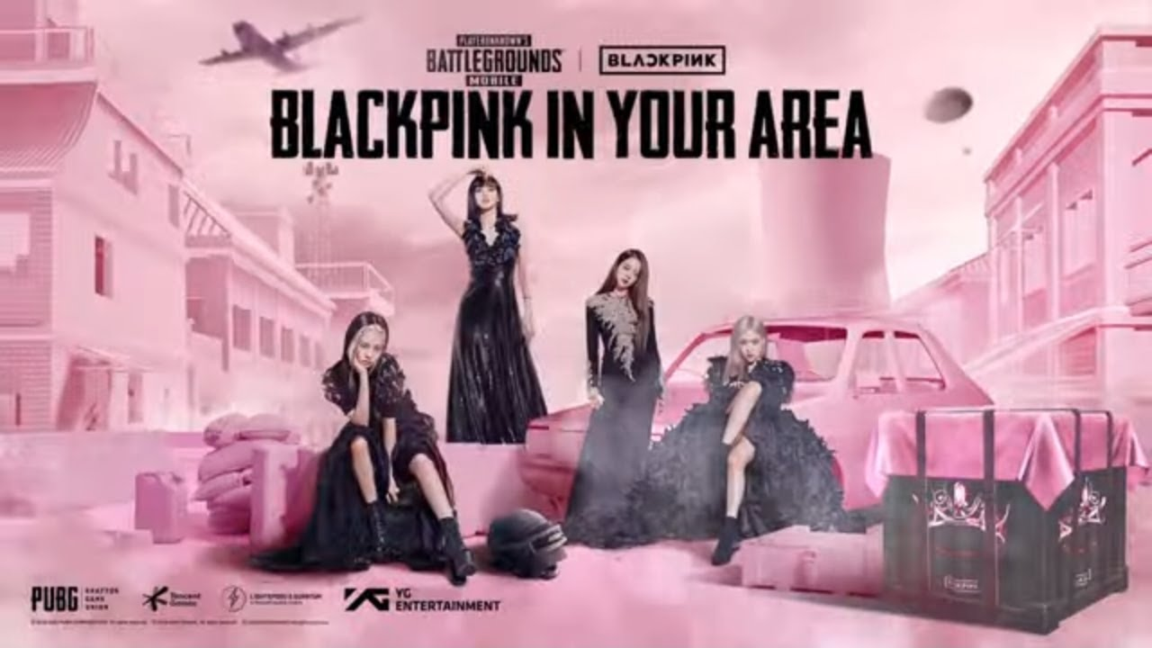 PUBG MOBILE - BLACKPINK Collaboration Recap