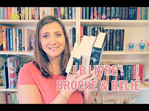 LE LIVRE 📖 Différences entre brochés & reliés / hardcovers & paperbacks | Fairy Neverland